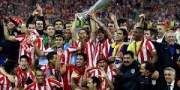 اتلتیکو مادرید فاتح جام لیگ اروپا
