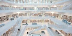 نگاهی به زیباترین کتابخانههای آلمان