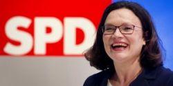 یک زن برای نخستینبار رهبر حزب سوسیال دموکرات آلمان شد